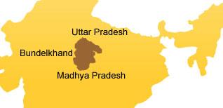Bundelkhand (Central India)